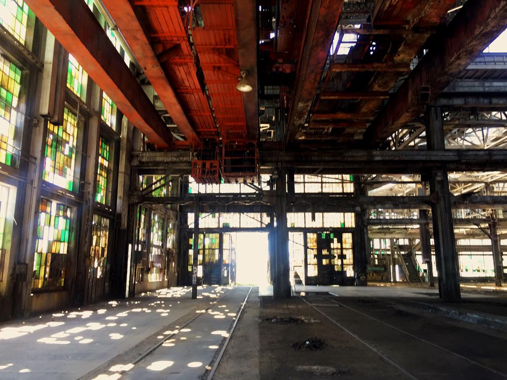 The Albuquerque Railyards